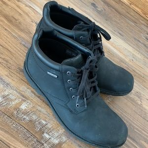 Rockport work boots